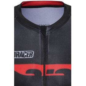 Bioracer Spitfire Uniblade Jersey SS Men black-red